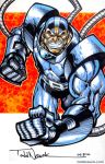 Ol' Blue Lips is Back... by ToddNauck