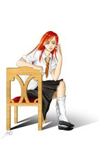 Ginny Weasley by Maggy-P
