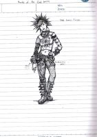 Concept Art: Future Punk 2 by xenomorph01