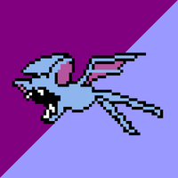 041 Zubat by jokernaiper