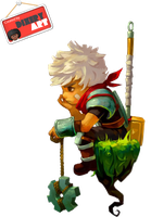 Bastion render by Dixery