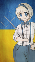Ukraine by DeerKitten