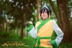Toph Bei Fong - Avatar TLA by TophWei