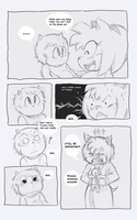 Sonic got Amy Pregnant Pg 76 by sonicxamy09
