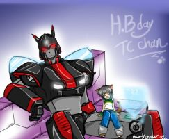 Happy B-Day TC-CHan by BloodyChaser