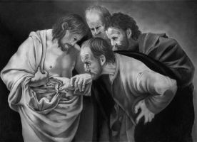 Doubting Thomas by Bengtern