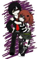 Gerard Way and Me by Donny-Hobbitgirl