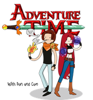 Turestono Adventure Time by Kitsune-Megamisama