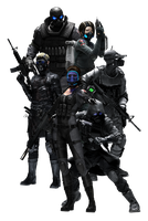 resident evil operation raccoon city 0 by djlenser