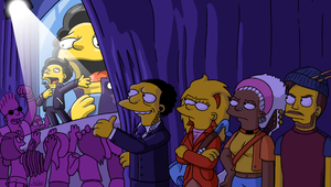 The Simpsons: ADYL Promo - Season 1, Episode 8 by The-Quill-Warrior