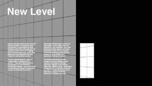 New Level by AbelMvada