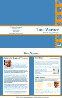 Time Warner Maternity Program by divineattack