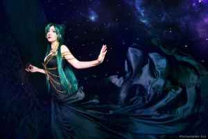 Among the stars by annablooden