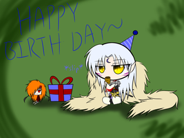 sesshomaru B day by JLrrblover