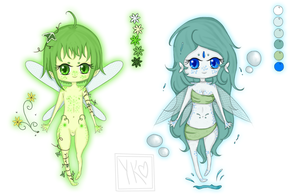 Faeling Adopts 1 [OPEN][Prices Reduced] by YuriKitten