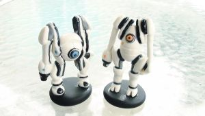 Atlas and P-body by WTFcharms