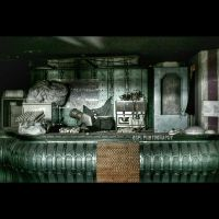 abandoned bar by oSpi