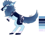 Creature Adopt closed by Demon1cAdopts