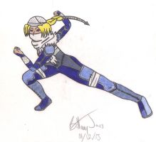Sheik's Fighting Stance by BadassSheik92
