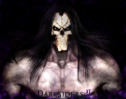Darksiders 2- DEATH by VenzonGraphix