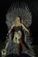 Iron Throne by GemmilyArt