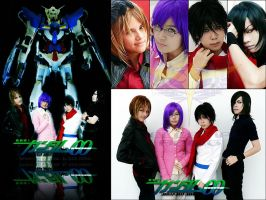 Cosplay: Mobile Suit Gundam 00 by Zeasonal