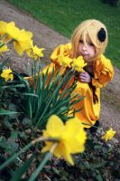 Rin Kagamine (Daugther of evil) 3 by Winry-or-Haku