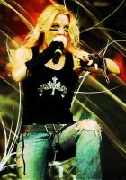 Angela Gossow by Noobai