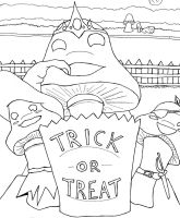 Trick or Treat by LadyD666