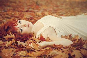 autumn by LilifIlane