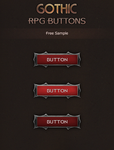 Gothic RPG Button Sample by VengeanceMK1