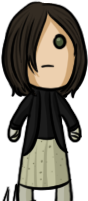 Hemlock Grove - Shelley by shrimp-pops
