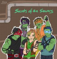 Secrets of the Sewers (comm) by 10yrsy