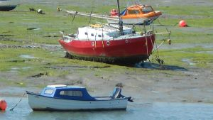 Low tide by Kayleigh-Kaz