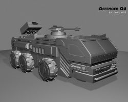 Defender 06 by dronzer92