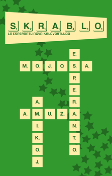 Regularo pro Skrablo (Esperanto Scrabble Rules) by jonizaak