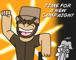 Game Grumps Gotta Play Shadow's Campaign Now by TheArgoNinja