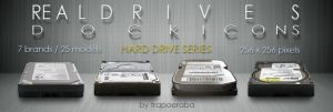 Real Drives - HD series by trapoeraba