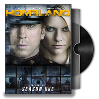 Homeland Season 1 by Natzy8