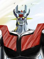Mazinger Z by ImRoGeR