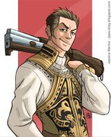 Balthier by J-e-J-e