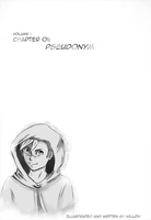 Shorai Itsuka Chapter 01: Pseudonym COVER by FucshiaWillow