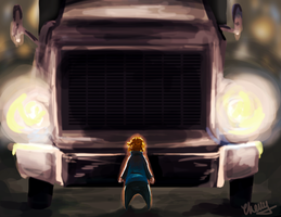 Road Kill by lalitterboxes