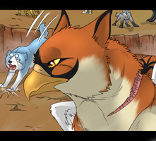 Hito the gryphon XD by Frodse