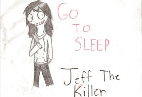 Jeff The Killer by SparkyChan23