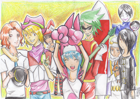 PnM : Happy Party by Aonabi