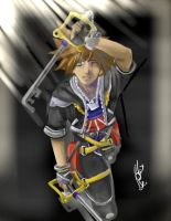 sora - the light is too bright by shampoo