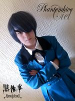 Ciel Phantomhive by DreamsOverRealityCos