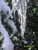 Stalactite Icicle by WanderingDragon379
