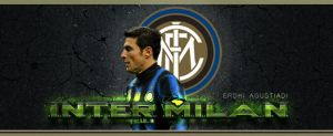 Inter Milan- Zanetti by ErThe08